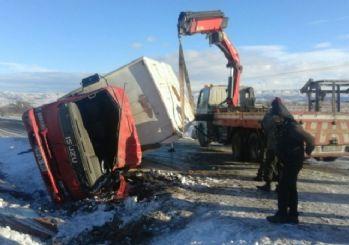 Gülşehir'de trafik kazası 3 yaralı