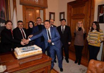 Bem-Bir-Sen 23'üncü yılını Başkan Yağcı ile kutladı