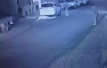 İstanbul'da borç cinayeti kamerada
