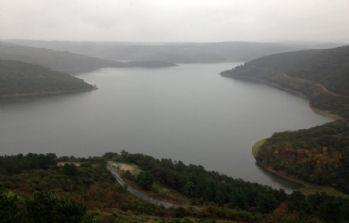 Barajlardaki doluluk oranı yüzde 60'a çıktı