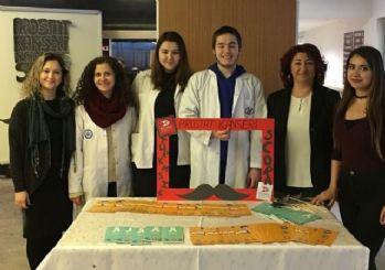 ESOGÜ'de prostat kanseri bilgilendirme standı açıldı