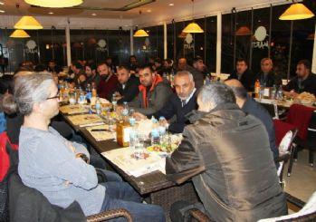 10 Ocak Çalışan Gazeteciler Günü etkinliği
