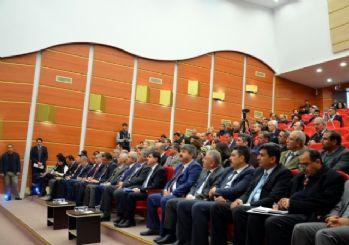 Harran Üniversitesinde tarım öğretiminin 171. yılı etkinliği