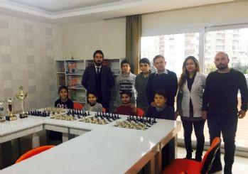 Mersin Satranç Sporu Kulübü, 'Şah'larını bekliyor