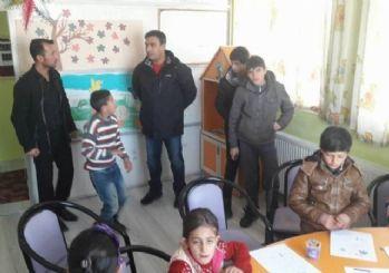 AK Parti'den 120 engelli öğrenciye giyim yardımı