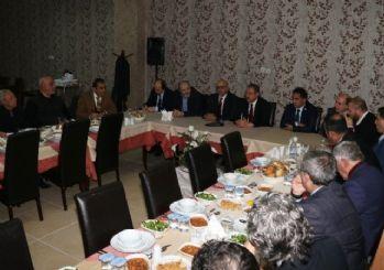 ERÜ Rektörü Güven, Gazetecilerle Sohbet Toplantısı Gerçekleştirdi