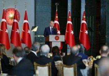 Develi Kaymakamı Duru Cumhurbaşkanlığı Külliyesi'ndeki Toplantıya Katıldı