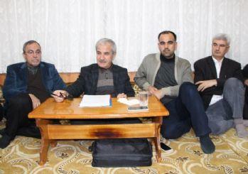 Yazar Ebubekir Aytekin İkbal-Der'de konuştu