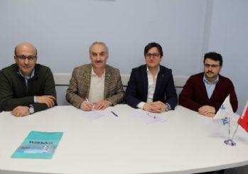 Özel İmperial Hastanesi ile Eğitim Bir Sen Rize Şubesi arasında protokol imzalandı