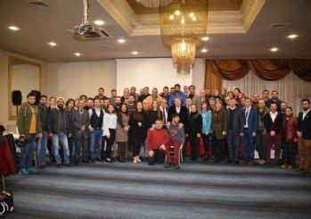 Başkan Çerçi'den basın çalışanlarına müjde