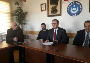 Türk Eğitim-Sen 1 Nolu Şube Başkanı Ali Benli: