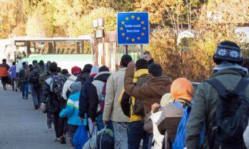 Almanya'ya gelen mülteci sayısı azaldı