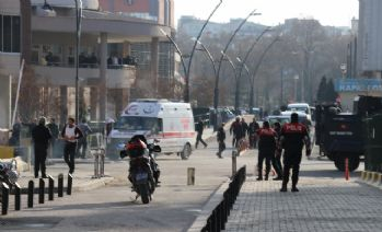 Gaziantep Emniyet Müdürlüğüne saldırıyla ilgili flaş gelişme