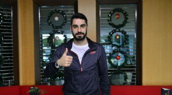 Başarılı stoper Galatasaray'da