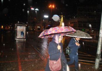 Meteoroloji uyardı: Şiddetli yağmur geliyor