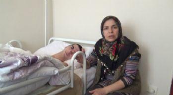 Trafik kazasında yatağa mahkum oldu, ailesi yardım bekliyor