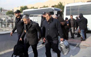 Mersin'de FETÖ'ye finansal destek sağlayan 17 kişi tutuklandı