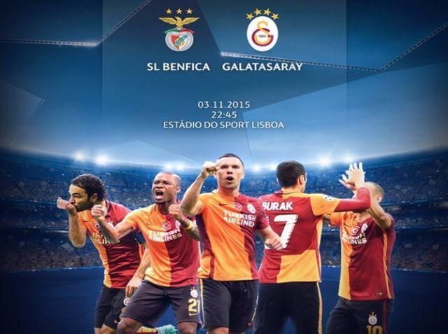 Benfica Galatasaray: Benfica-Galatasaray Maç Sonucu