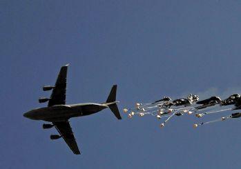ABD'den IŞİD'e karşı PYD'ye mühimmat yardımı