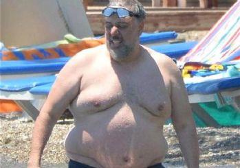Hamdi Alkan 20 kilo birden verdi