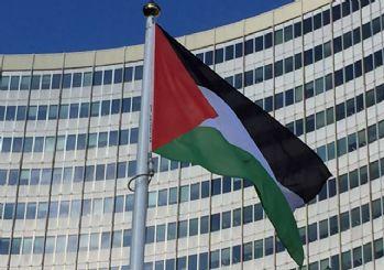 Filistin bayrağı orada da dalgalanacak