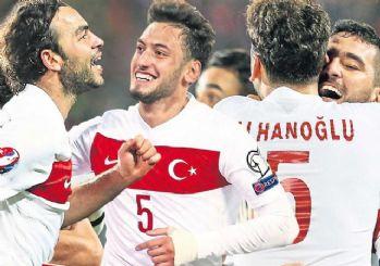Türkiye-İzlanda maç sonucu: 1-0