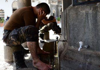 Kurşunlu Camisi teröristlerden temizlendi