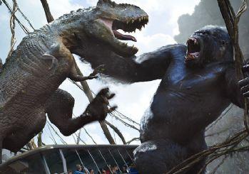 Godzilla ve King Kong aynı filmde!