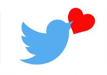 Kalp geyikleri Twitter'da bir numaralı gündem oldu