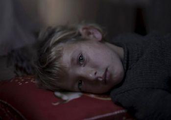 Suriyeli çocukların çaresiz uykuları