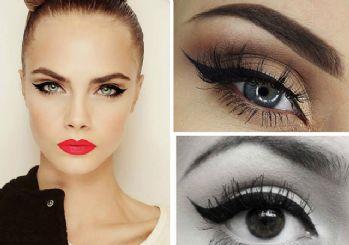 Eyeliner seçmenin incelikleri