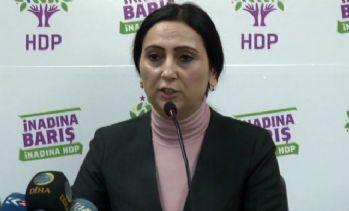 Düşürülen Rus uçağı sonrası HDP'den açıklama