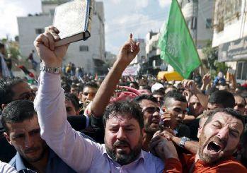 Filistinlilerden İsrail'e: Cenazelerimizi verin
