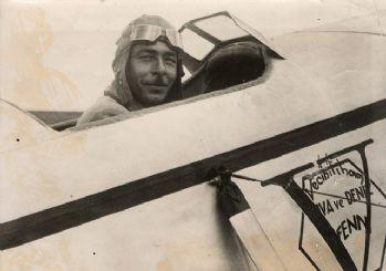 Rus uçağı düşüren ilk pilotumuz: Vecihi Hürkuş
