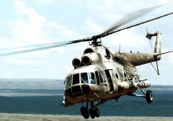 Rus helikoperi düştü: 15 ölü