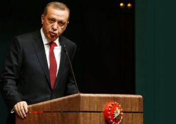 Erdoğan, Putin'in petrol iddialarına yanıt verdi