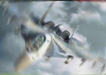 Rus savaş uçaklarının havaalanı vuruldu!