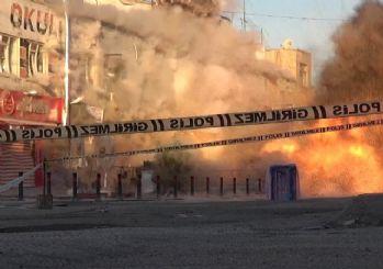 250 kilo bomba yüklü araç imha edildi!