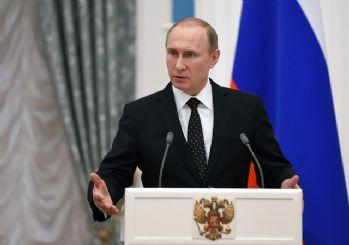 Putin'in Hollande görüşmesi sırasında yaptığı Türkiye açıklamaları