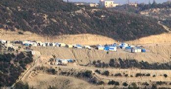 Türkmenler Hatay sınırında
