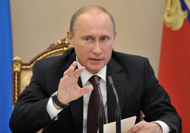 Putin NATO'yu bombaladı! Bizi çatışmanın...
