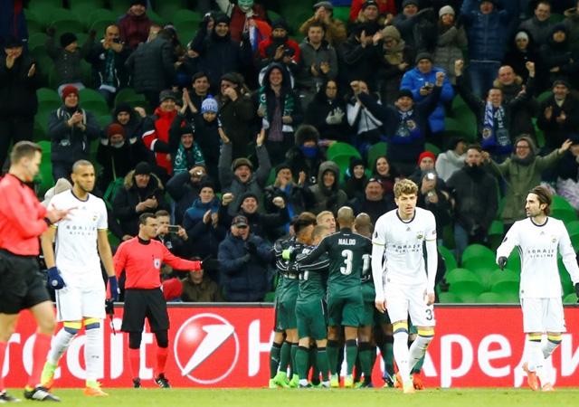 Krasnodar - Fenerbahçe maçı geniş özeti