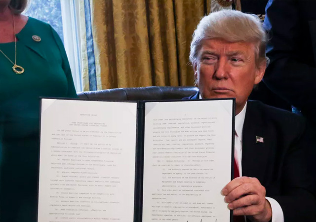 Trump: Yeni bir göçmen kararnamesi haftaya ilan edilecek
