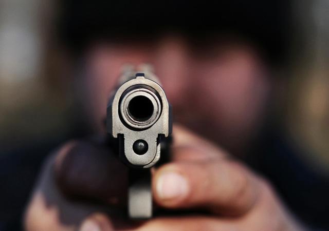 Makamında silahlı saldırıya uğradı!