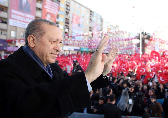 Erdoğan: Şahsımın projesidir, ısrar ettiğim reformdur
