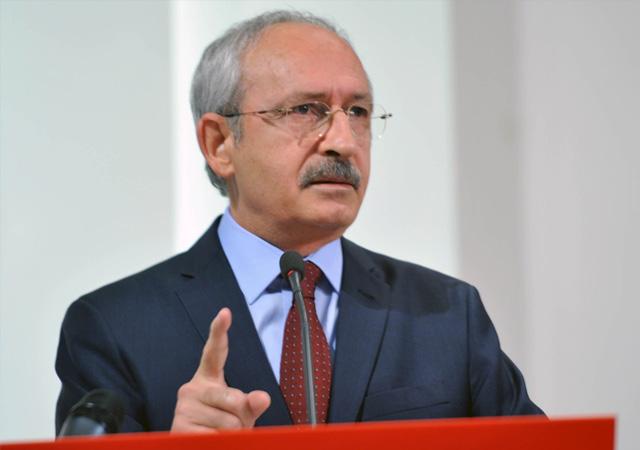 Kılıçdaroğlu: Demokrasiyi savunanlar böyle bir şey yapamazlar