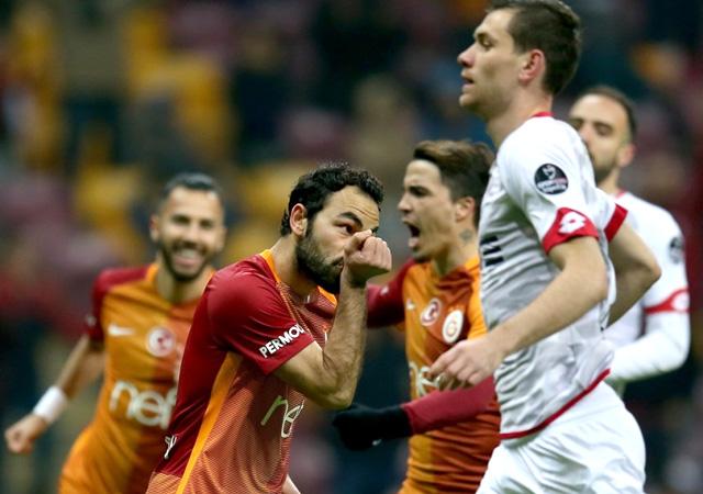 Galatasaray, 90'da kazandı! 3-2