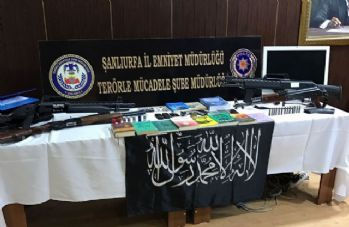 Şanlıurfa'da terör operasyonu: 17 gözaltı