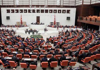 Anayasa değişikliği teklifinde 12. madde görüşülüyor