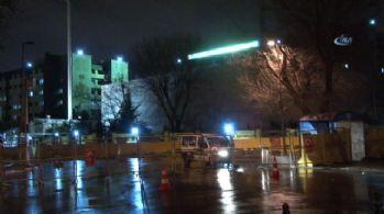 İstanbul Emniyeti önündeki çalışmalar sona erdi